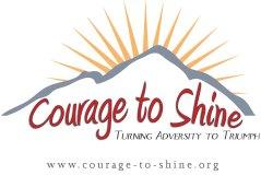 Courage to Shine Logo
