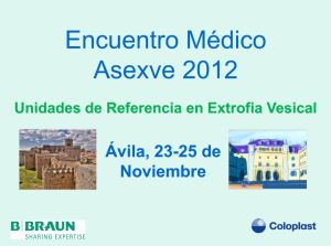 Encuentro Medico ASEXVE 2012