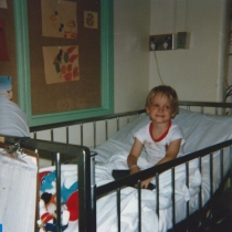 Leonard in the Hospital