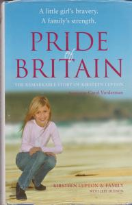 Pride of Britain Book