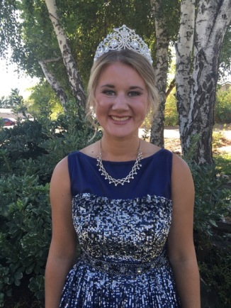 Kylee Hunter Homecoming Dance